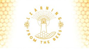 Learning from the bees LOGO